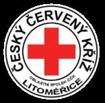 Oblastní spolek Českého červeného kříže Litoměřice Logo